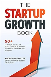 """Cover of """"The Startup Growth Book"""""""