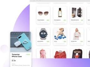 Screenshot showing Wix Modalyst acquisition