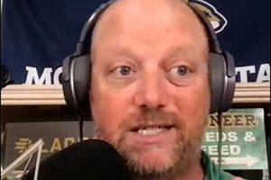 Screenshot of Matt Brechwald from the interview video