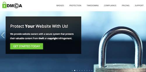 Home page of DMCA.com