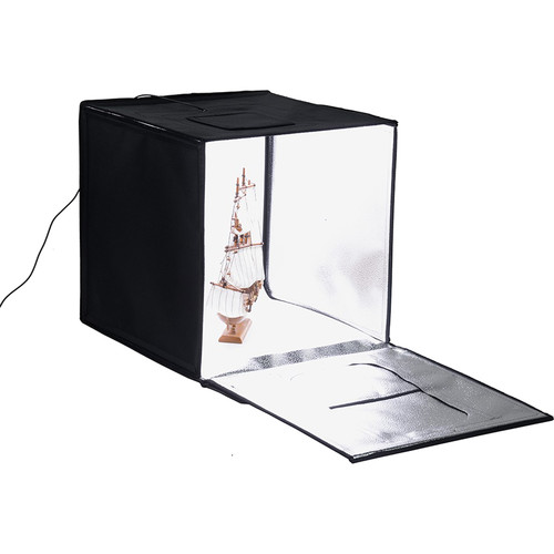 Image from B&H Photo of FotodioX LED Studio-In-a-Box