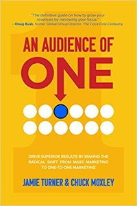 """Cover of """"An Audience of One"""""""