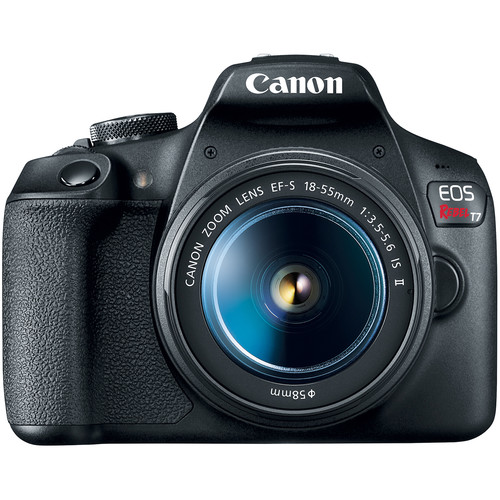 Photo from B&H Photo of a Canon EOS Rebel T7