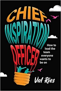 """Cover of """"Chief Inspiration Officer"""""""