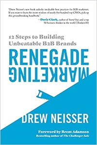 """Cover of """"Renegade Marketing"""""""