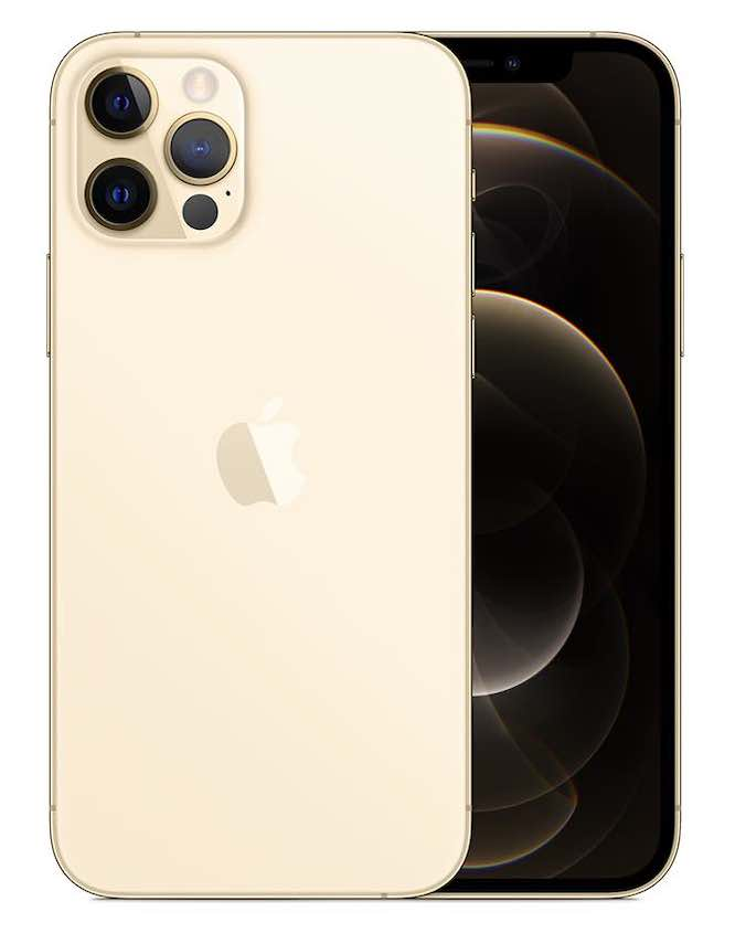 Photo from Apple.com of the back of an iPhone