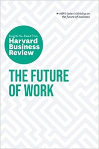 """Cover of """"The Future of Work"""""""