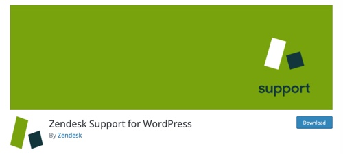 Home page of Zendesk Support