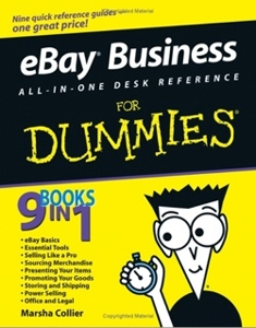 eBay for Dummies cover