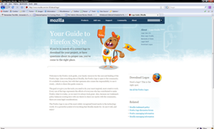 Firefox Screen Capture