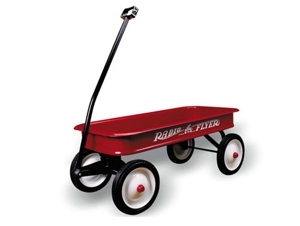 Radio Flyer's No. 18 Classic Wagon