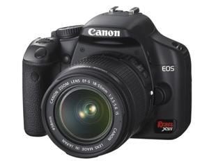 The PeC Review: Canon's Rebel XSi DSLR for Taking Product Images