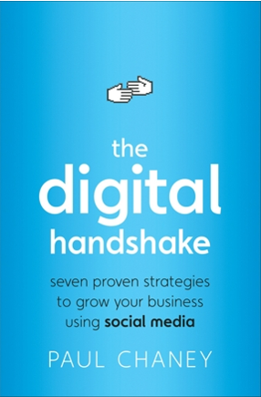 Cover of The Digital Handshake