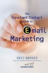 Book cover: Constant Contact Guide to Email Marketing