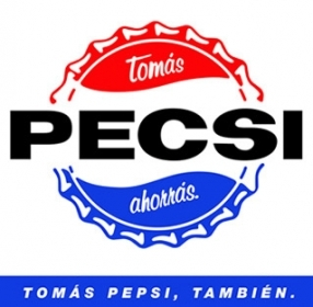 "Pepsi changed its name in Argentina to ""Pecsi"" to reflect the way it is pronounced there."