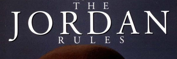 The Jordan Rules by Sam Smith.