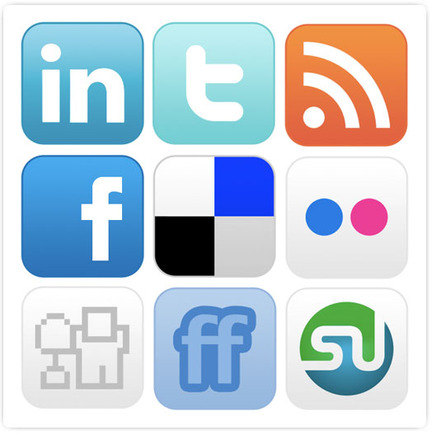 Add a Facebook icon to your website linking to your fan Page.
