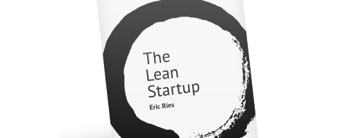 The Lean Startup by Eric Ries.