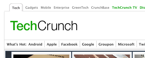 TechCrunch.