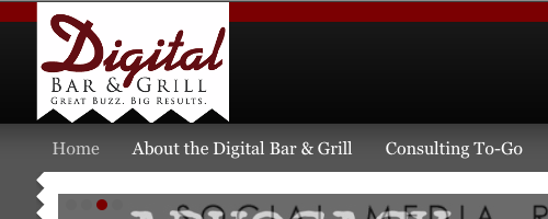 Digital Bar & Grill.