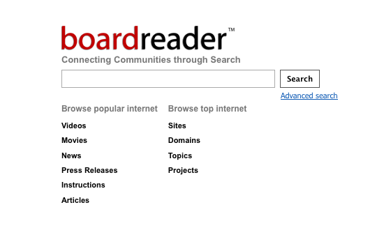 Boardreader.