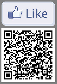 Practical eCommerce's QR code Like Button.