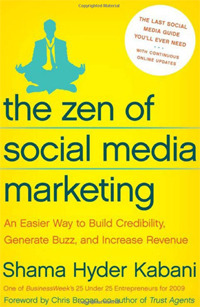 The Zen of Social Media Marketing.