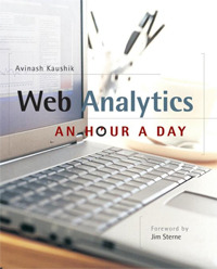 Web Analytics: An Hour a Day.