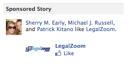Sponsored Stories are an ad type unique to Facebook.
