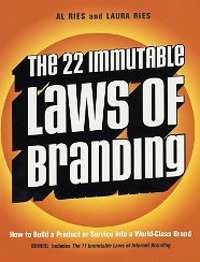 The 22 Immutable Laws of Branding.