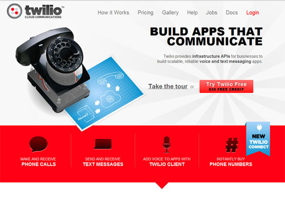 Twilo's voice and SMS communications infrastructure can boost the bottom line.