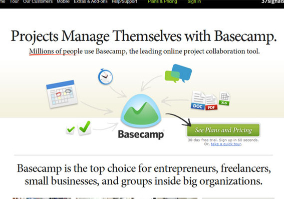 Basecamp is a project management solution that when used well helps companies get more done and get it done properly.
