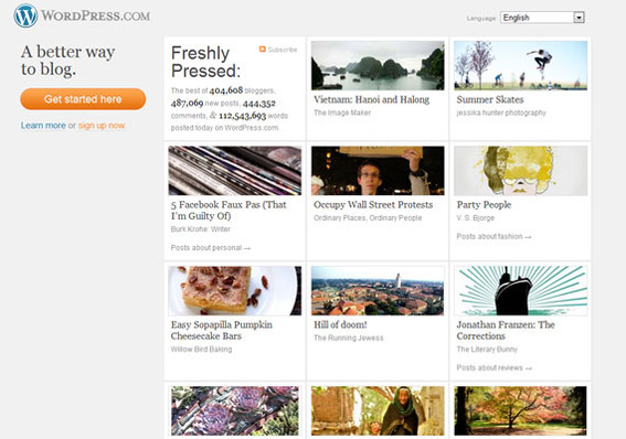 WordPress offers a hosted and a licensed version.