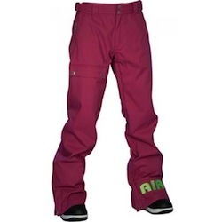 Airblaster Awesome Pants : Berry