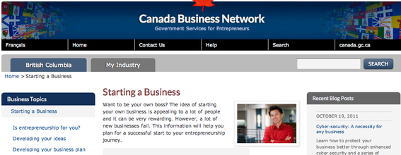 Canada Business Network