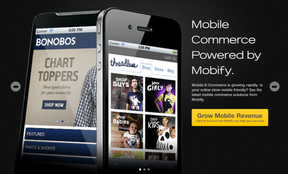 Mobify Studio is a free tool for mobile blogging.