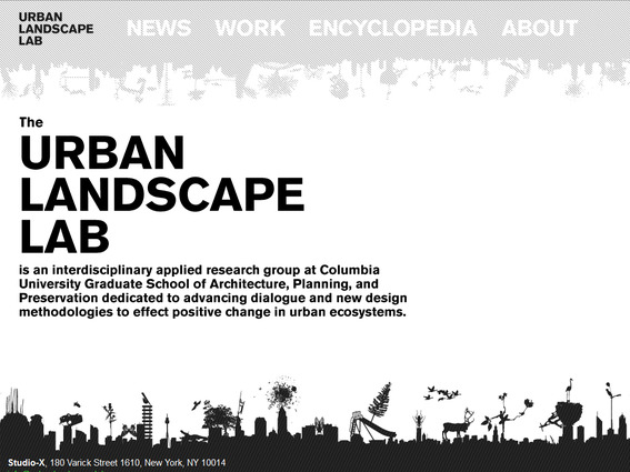 Urban Landscape Lab