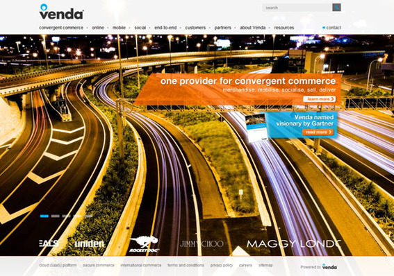 Venda says its SaaS solution lets merchants focus on marketing.