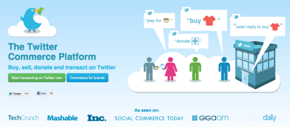 Chirpify is the only commerce platform designed for use with Twitter.