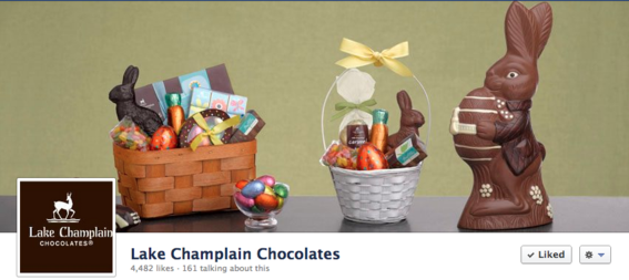 Lake Champlain Chocolates cover image.