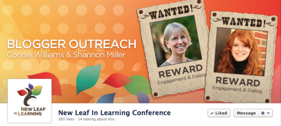 New Leaf Learning conference.