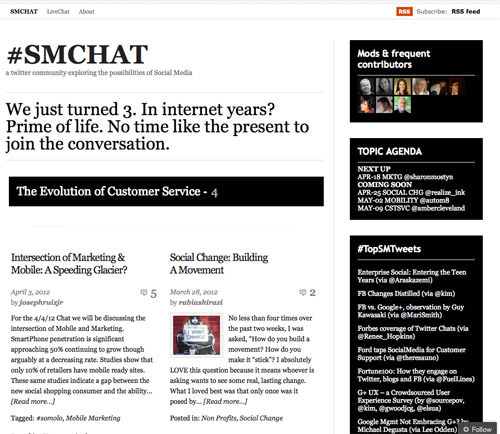 23 Twitter Chats for Small Businesses | Practical Ecommerce