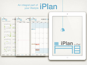 iPlan for iPad.