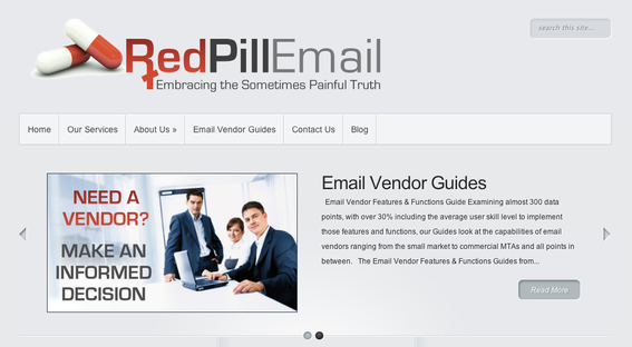 Red Pill Email publishes email vendor guides that can help ecommerce merchants choose providers.