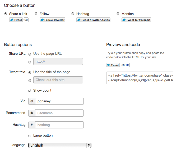 How to Install Social Sharing Buttons from Facebook, Twitter