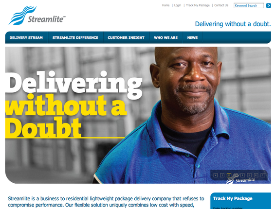 New carriers such as Streamlite are providing competition to established firms.