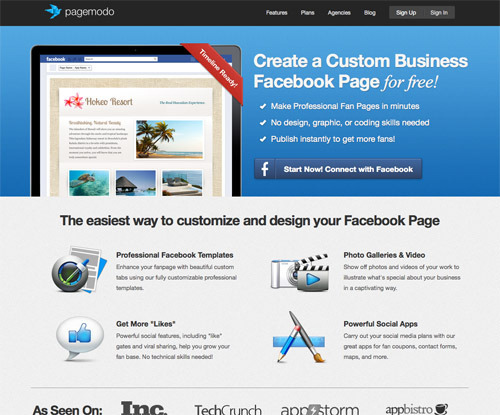 12 Resources for Custom Facebook Pages | Practical Ecommerce