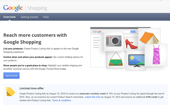 Google Shopping, a paid shopping engine, is replacing Google Product Search, which is free to merchants.