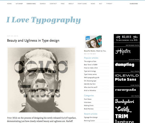 17 Typography Resources Practical Ecommerce