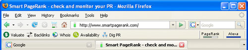 Smart PageRank.